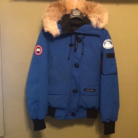 0130701c3c2c Canada Goose Jackets   Blazers - CANADA GOOOSE- PBI Chilliwack bomber  (special)